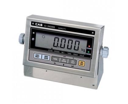 Весовой индикатор CAS CI-2400BS