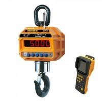Крановые весы промышленные CAS 2 THD с RF Caston III (с пультом управления TWN)