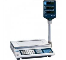 Весы торговые CAS AP-1 15EX LT
