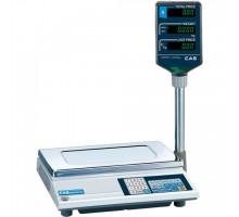 Весы торговые CAS AP-1 6M